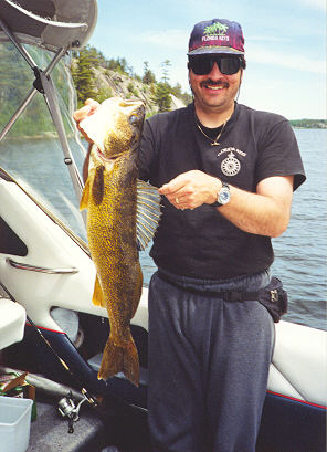 WALLEYE JOE